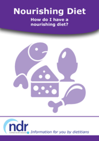How Do I have a Nourishing Diet?