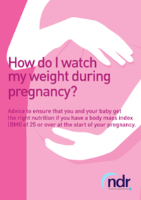 How Do I Watch My Weight During Pregnancy? (PiL version)