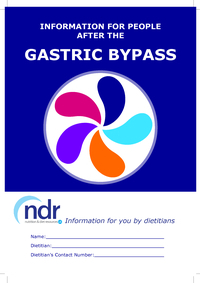 Gastric Bypass Nutrition And Diet Resources