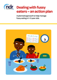 Fussy Eaters - an action plan