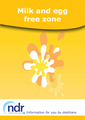 Milk and Egg Free Zone