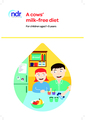 A cows' milk-free diet for younger children